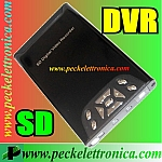 Vai alla scheda di: Codice. P14691 Mini DVR H264 monocanale con registrazione su SD Card con motion detection.